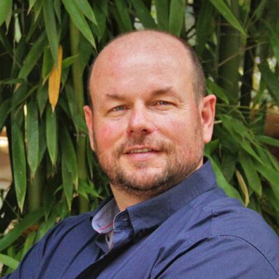Speaker - Andy Schwab