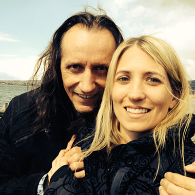 Speaker - Aline Brandstätter & Bruno Würtenberger