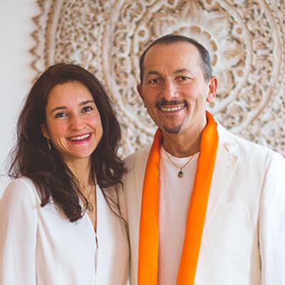 Speaker - Charlene und Pjotr Elkunoviz