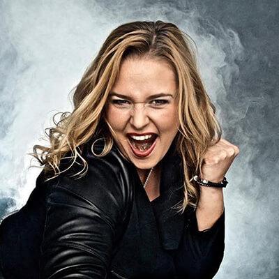 Speaker - Yvonne Schönau