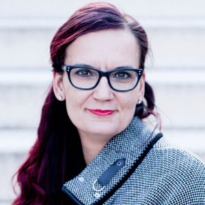 Speaker - Saskia Hemminger