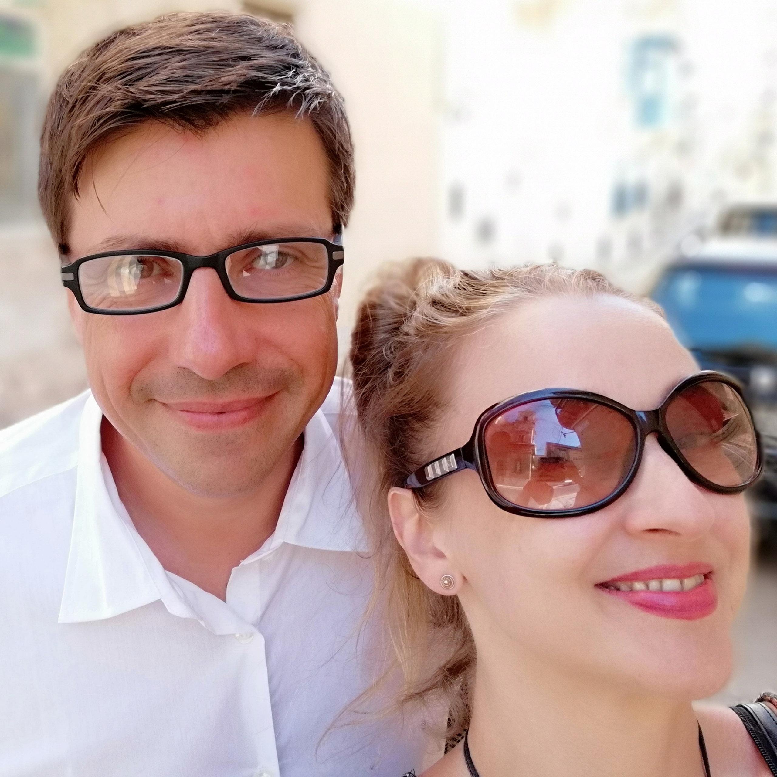Speaker - Corina & Harald