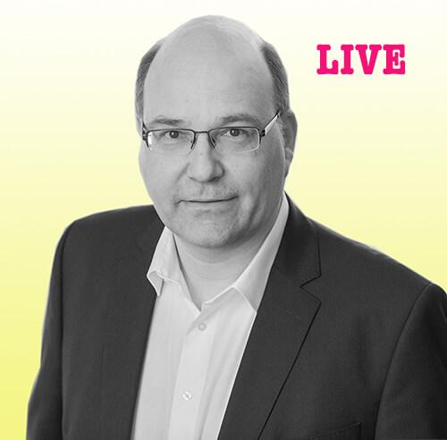 Speaker - Duale Hochschule, Dr. Armin Pfannenschwarz, Prof. Dr. Janine von Stehlik - LIVE ab 18:45 Uhr