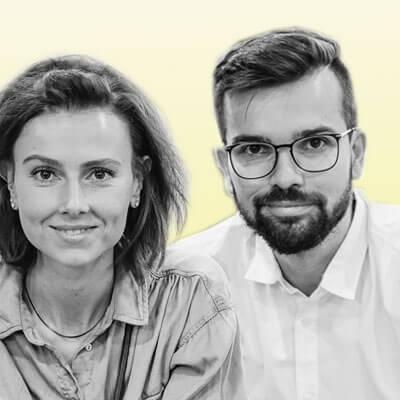 Speaker - S-HUB, Dr. Lilli Leirich & Carsten Huber