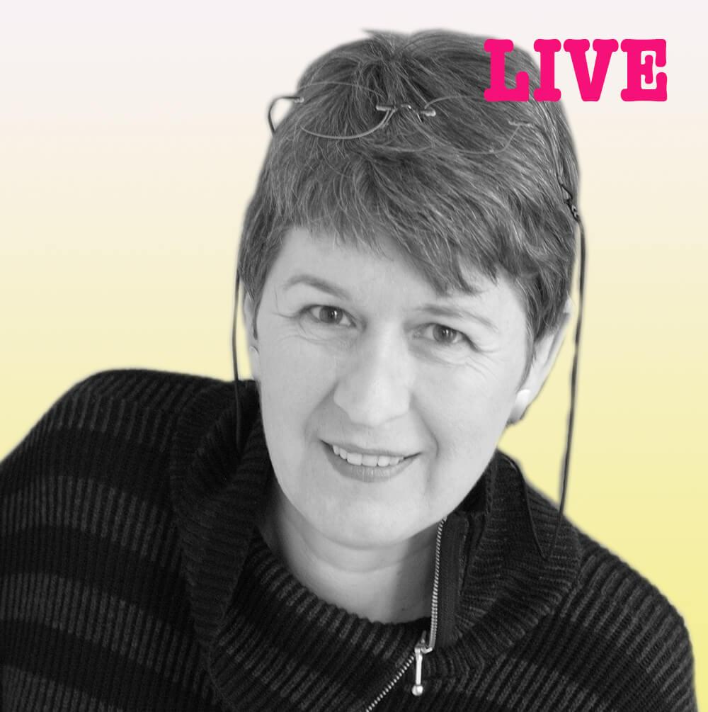 Speaker - Abschlussveranstaltung, Gründerinnen-Netzwerke in Baden-Württemberg präsentieren sich - LIVE!
